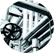 Chemical cleaning process networks
